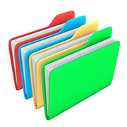 four-file-folders
