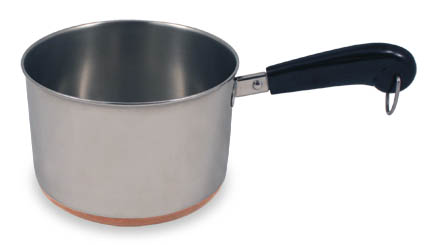 Medium 1-screw pan handle