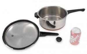 6-quart 1576 model pressure cooker gasket