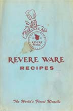 Revere Ware recipes